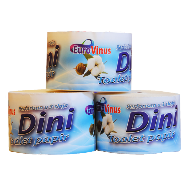 Toalet papir Euro Vinus